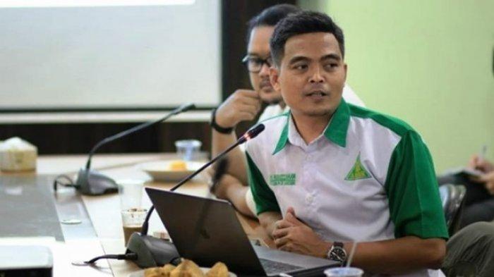 Ketua Bidang Kajian dan Hubungan Strategis PP GP Ansor Mohammad Nuruzzaman