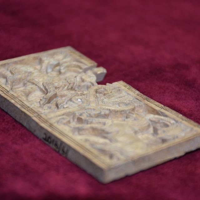 3,200-year-old ivory plaque linked to Assyria found in eastern Turkey