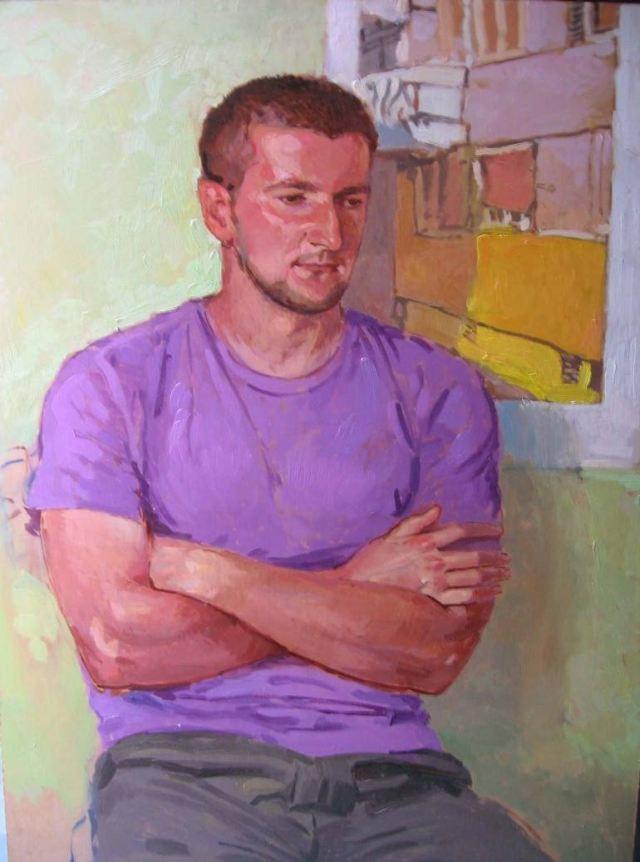 Сербский художник и иллюстратор. Milenko Stevanovic