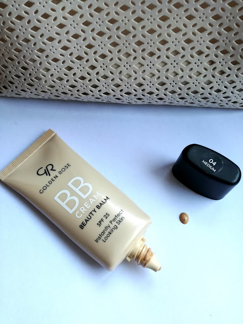 BB Cream Golden Rose