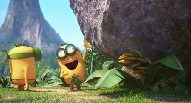 Foto dan Video minions box office