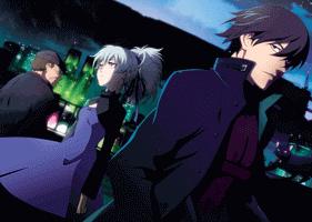 جميع حلقات الأنمي Darker than Black S1 مترجم