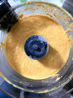 torta di carote ricetta velocissima nel frullatore
