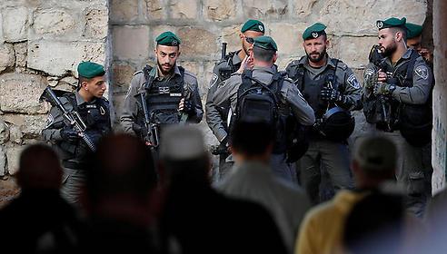 Judeia, Samaria e  Faixa de Gaza tem protestos de palestinos