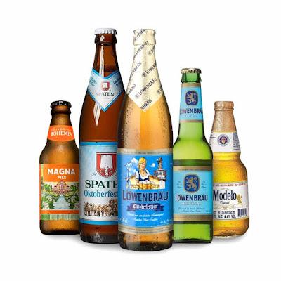 Kit Cervejas Importadas
