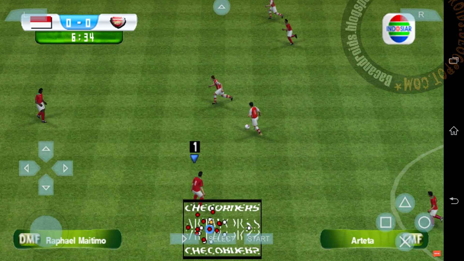 Game PES 2015 ISO For PPSSPP Android ~ BERITA TENTANG ...
