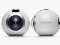 Kamera Yang Bisa Meniru Mata Manusia.