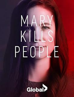 Mary Kills People Temporada 3 audio español