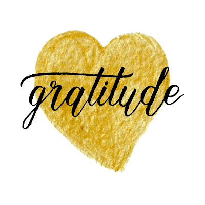 What I'm Grateful For This Year