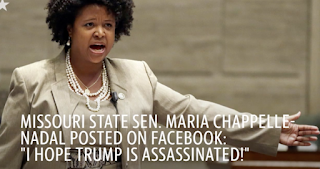 Missouri lawmaker defies calls to resign over Trump assassination post