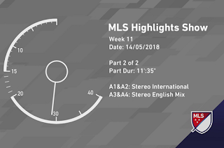 MLS Matches Highlights Show Biss Key 15 May 2018