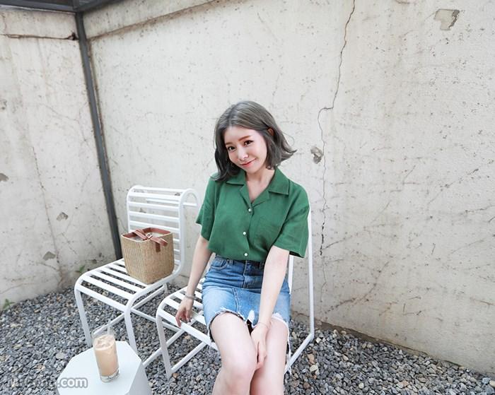 Người đẹp Shin So Jung trong bộ ảnh thời trang tháng 5/2017 (76 ảnh)