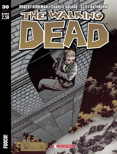 The Walking Dead #30 - Fuoco