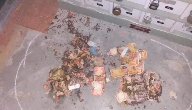 बैंक के लॉकर में रखे हुए थे लाखों रुपए, जब 5 साल बाद उसे खोला तो हो गई ऐसे