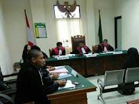 Sidang Perdana, Ida Mantan Wabup Ponorogo Menolak Dakwaan