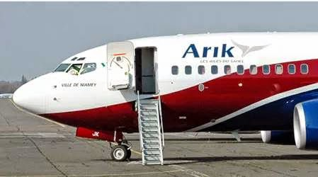 Reckless Arik Staff were Caught Stealing at Lagos Airport