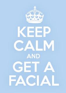 Facial Frequency - Keep Calm and Get a Facial - Le Reve Spa