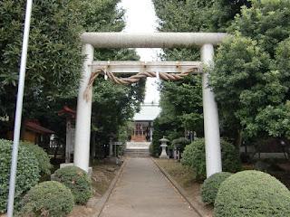 公所浅間神社