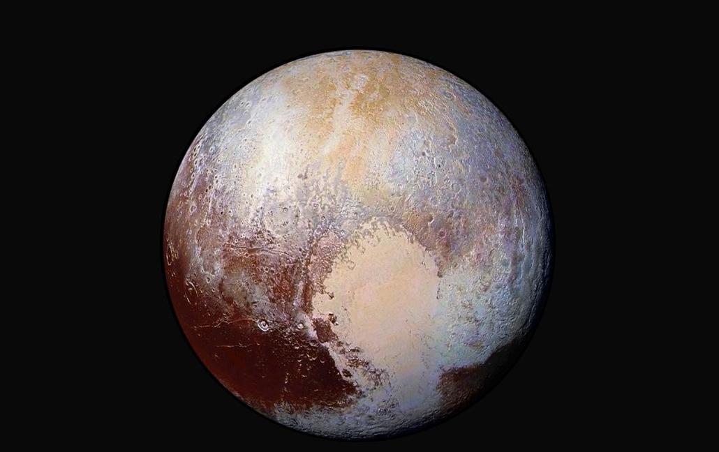 Foto Plutone.
