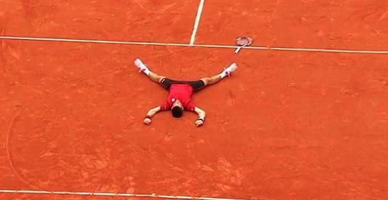 Para Finalis Roland Garros 2016