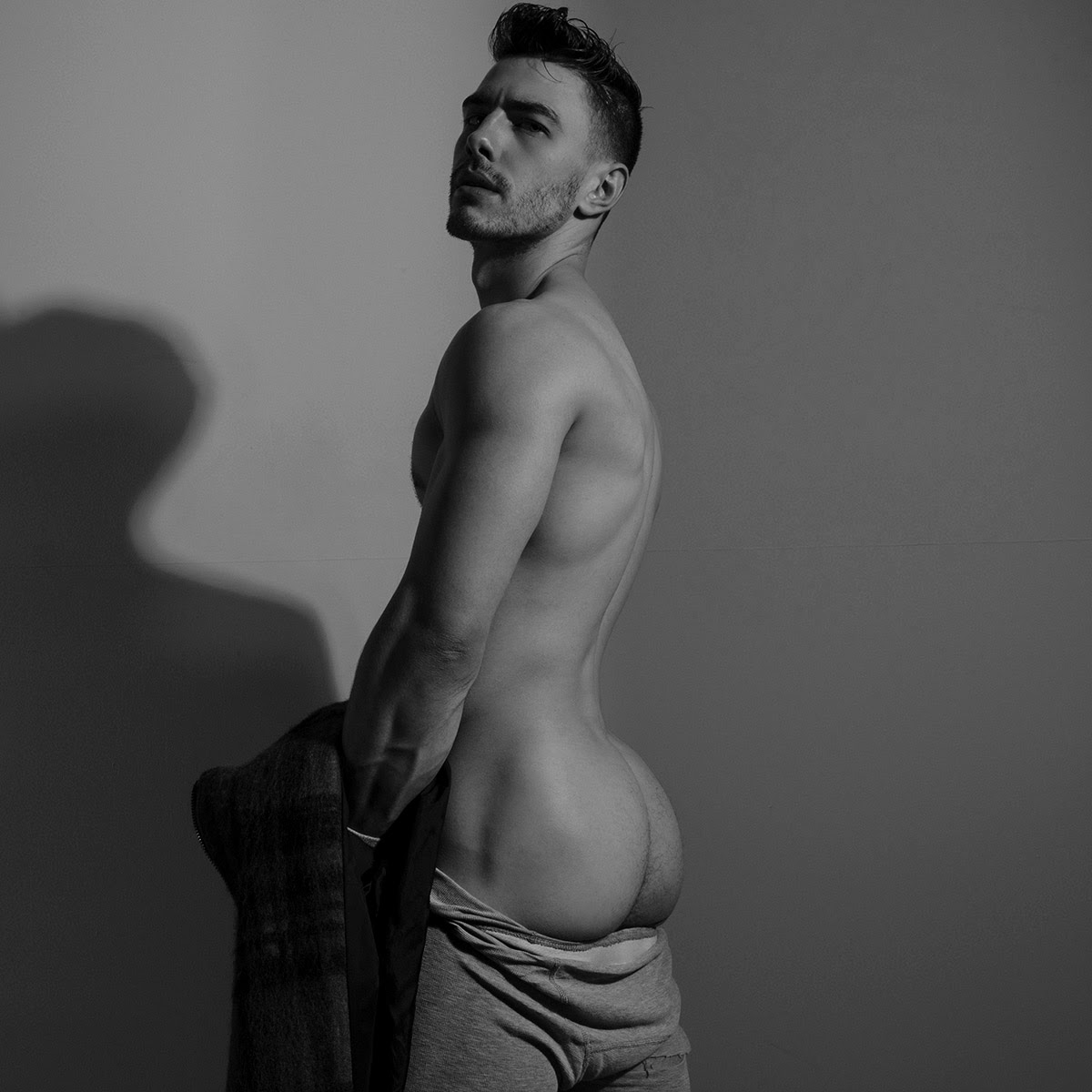 DominiC, by Rick Day NYC ft Dominic Adriano Albano (NSFW).