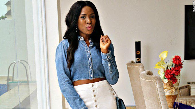 A little wish list called Linda Ikeji and a pack of online trolls