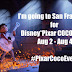 Going to San Francisco for Disney Pixar COCO Event #PixarCocoEvent #PixarCoco