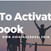 How To Activate Your Facebook