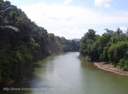 Pengertian Sungai dan Klasifikasi Sungai