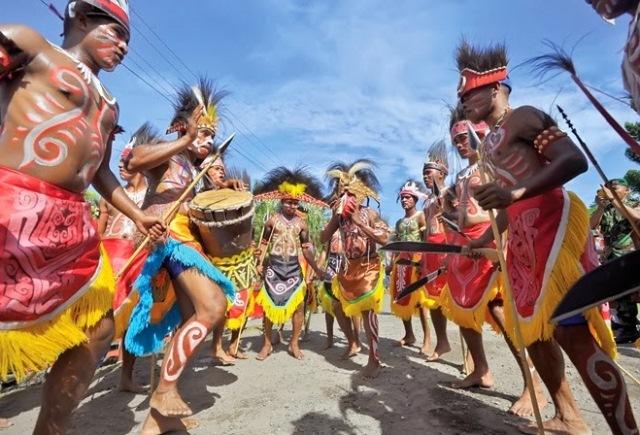 Berbagai Hal Aneh Di Papua Indonesia