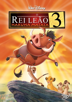 O Rei Leão 3: Hakuna Matata Torrent – BluRay 720p Dublado