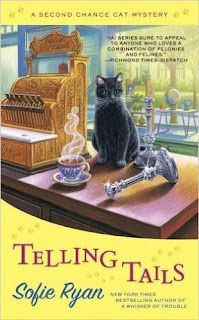 Telling Tails book cover.