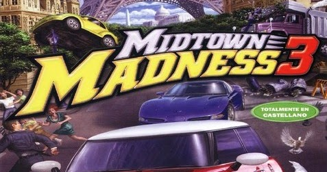 midtown madness 3 full pc game free download