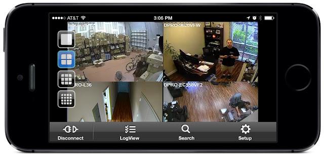 Cara Mudah Membuat CCTV Dengan Kamera Hp Android