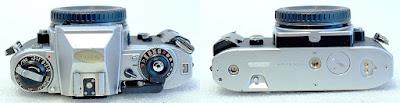 Nikon FG (Chrome)  Body #697