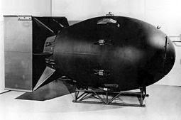 bomba atômica fat man nagazaki