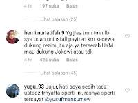 Yusuf Mansur Dukung Jokowi, Warga Ramai ramai Tinggalkan PayTren