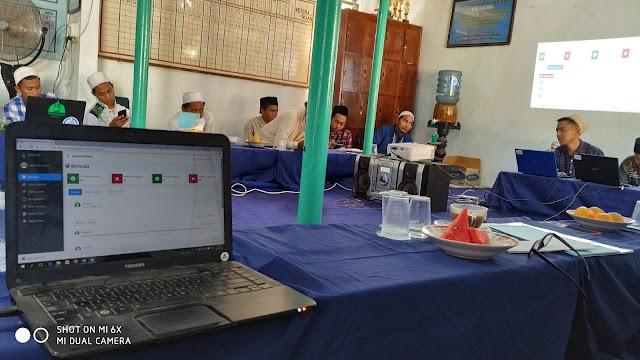 Tata Usaha MMU 06 Ikuti Pelatihan Aplikasi Terbaru