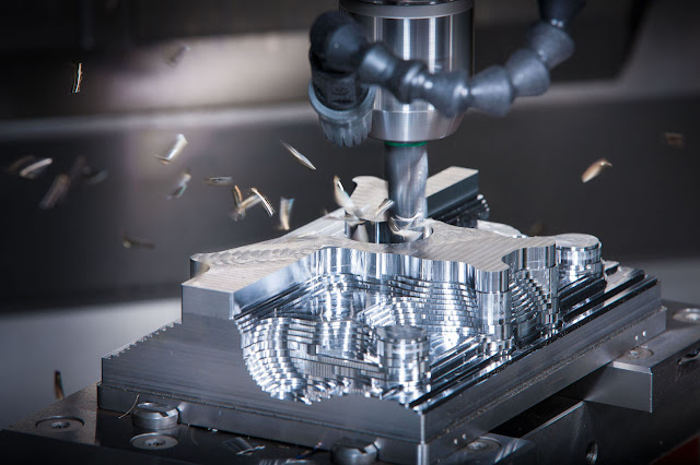 Various services provided by a Professional CNC Machining Company