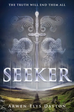 Seeker Arwen Elys Dayton Cover Book Review