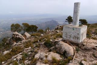 Cieza Sierra del Oro, Integral 900 msnm