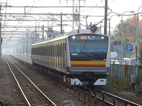 南武線 各駅停車 登戸行き2 233系8000番台