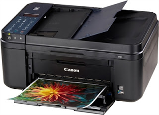 printer from the gut feeling in addition to later on a actually skillful advice inwards the local electronics grade Canon Pixma E481 Driver Download