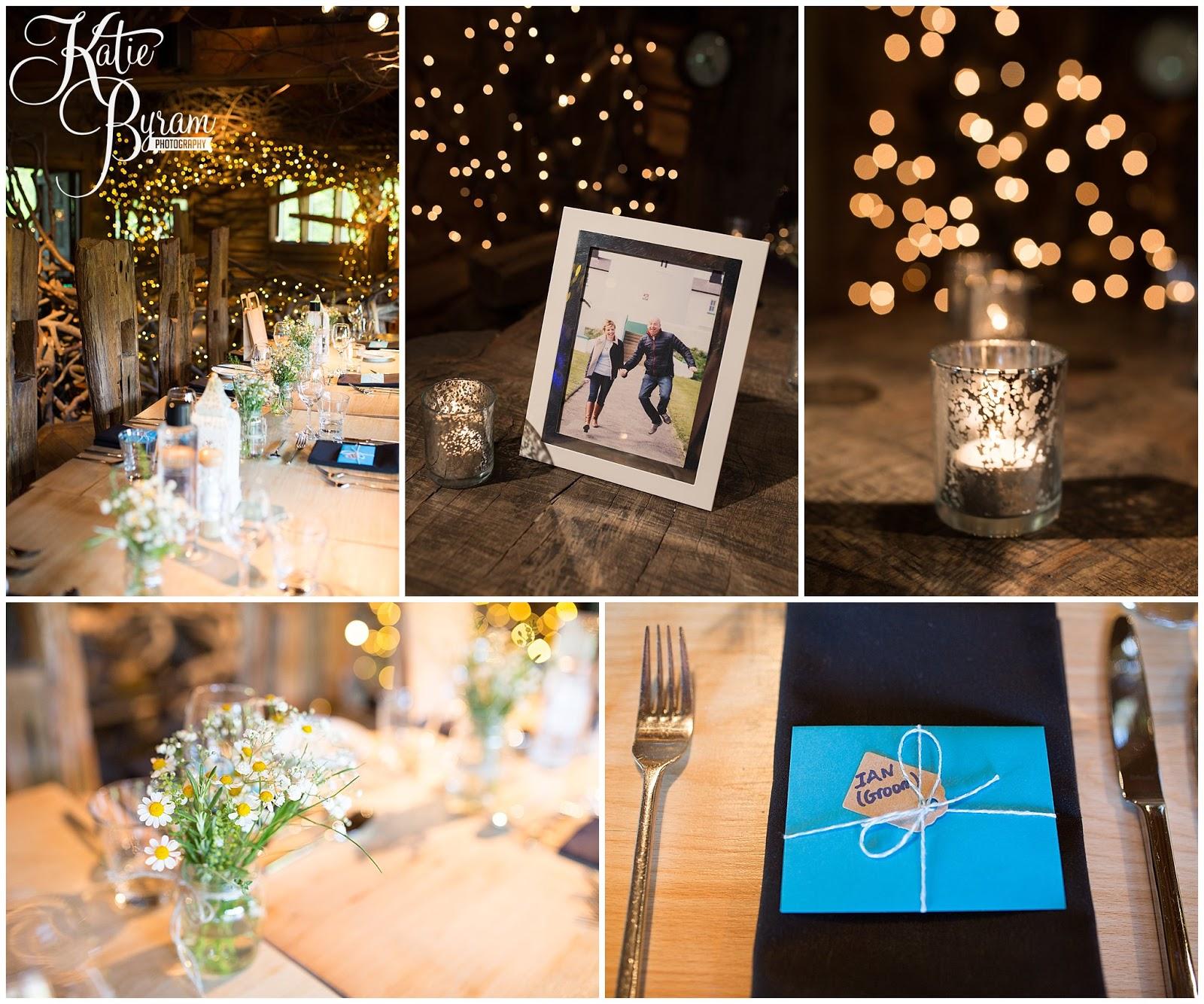 A Twinkly Woodland Themed Alnwick Treehouse Wedding Lynne