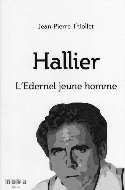hallier l'edernel jeune homme, jean-pierre thiollet, aphorismes jean-edern hallier, aphorismes, biographie jean-edern hallier, neva editions, jean-edern hallier