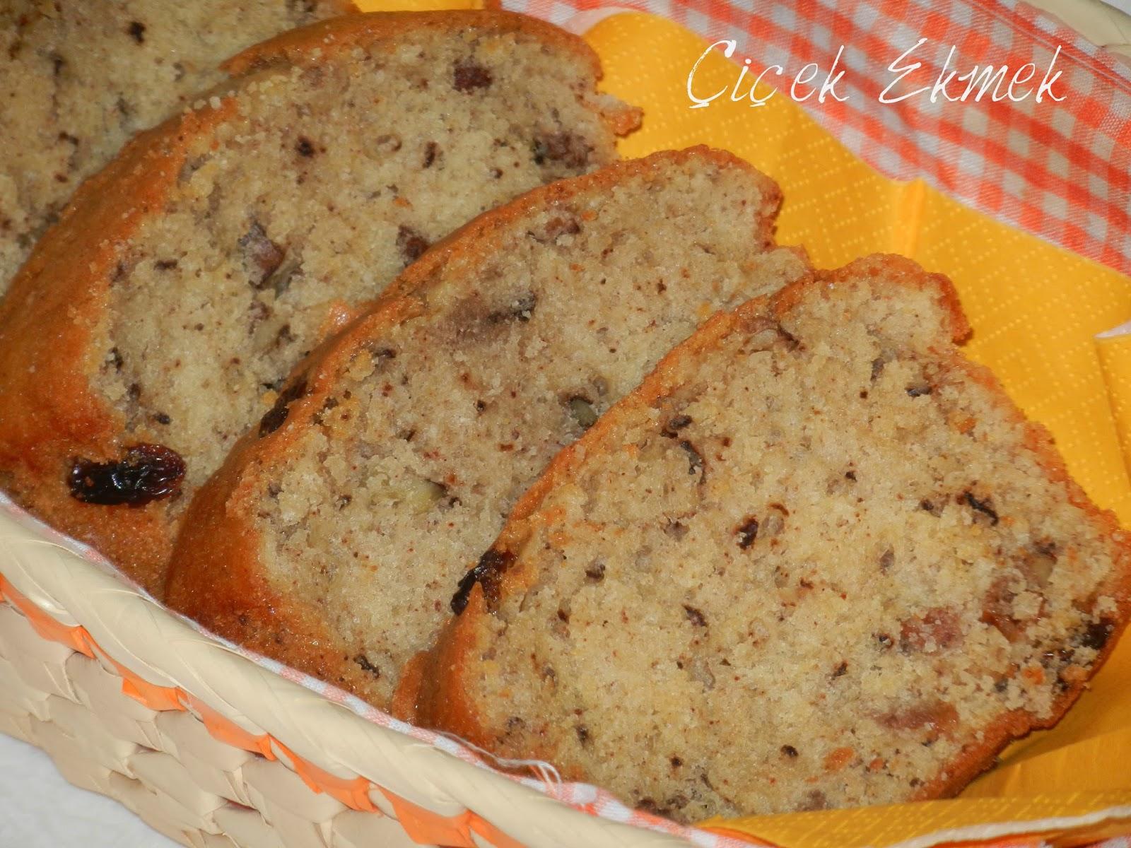 Tarçınlı Fındıklı Kek Videosu