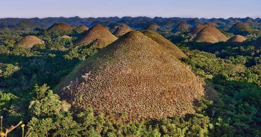 Những ngọn đồi chocolate độc đáo ở Philippines -2