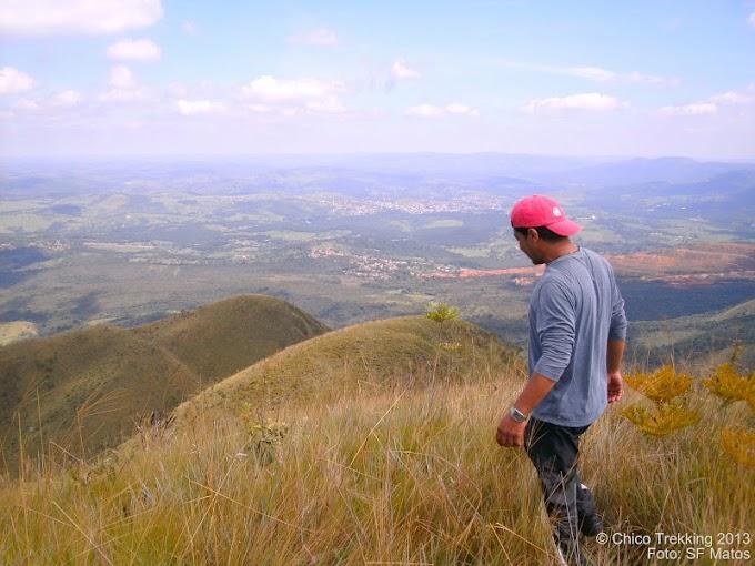 Pico Três Irmãos em Brumadinho: visual de tirar o fôlego!