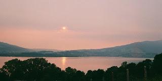 Lake Mondsee in Austria (Image Credit: K. Bilek) Click to Enlarge.