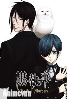 Kuroshitsuji Book of Murder - Black Butler: Book of Murder 2014 Poster